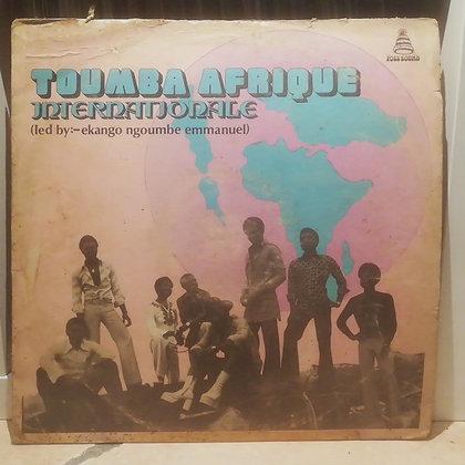 Toumba Afrique Internationale [ Foss Sound – FO 3]