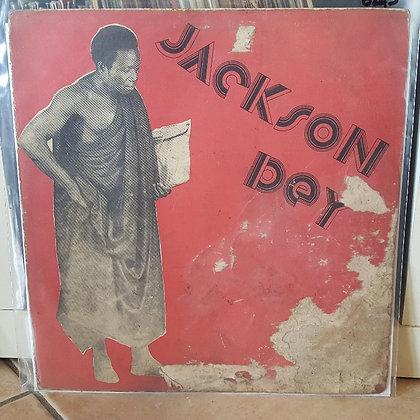 Jackson Dey – Jackson Dey [Apogee Records – BEBLOP 012]