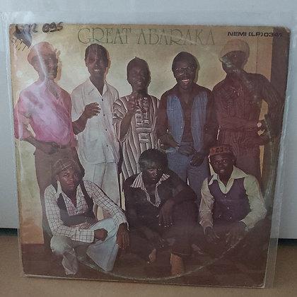 Great Abaraka [EMI – NEMI (LP) 0341]