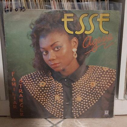 Esse Agesse – Familiar Stranger [Sony]