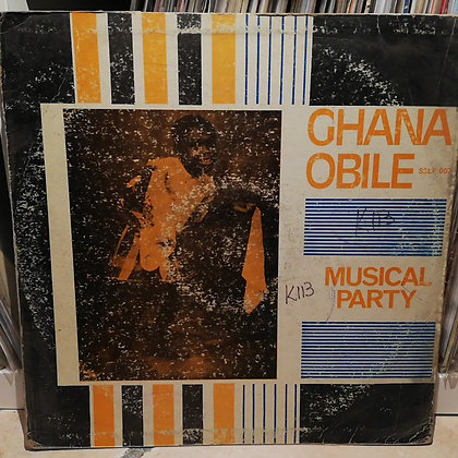 Ghana Obile - Musical Party [Success]
