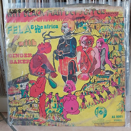 Fela Ransome-Kuti And The Africa '70 – Why Black Man Dey Suffer.......