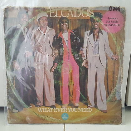 Elcados ‎– What Ever You Need [Anodisc]