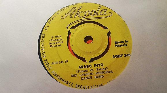 Rex Lawson Memorial Dance Band - Osima Afiya Aremi [Akpola] Kalabari
