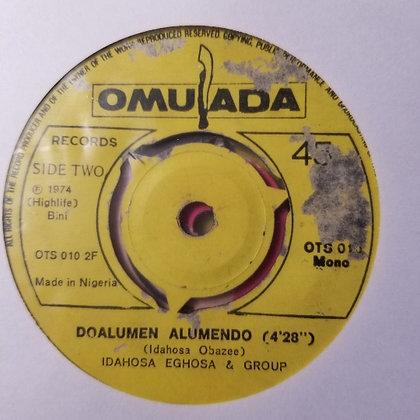 Idahosa Eghosa & Group - Aiminmwanenyo [Omuada]