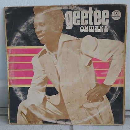 Geetee Onwuka & The Udumeze Dandies [Anodisc]