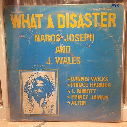 VA - What A Disaster [Ismal Int] Nigerian Bootleg