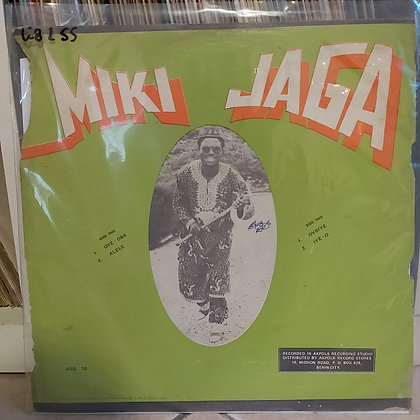 Miki Jaga & His Dance Band – Miki Jaga & His Dance Band [Akpolla]