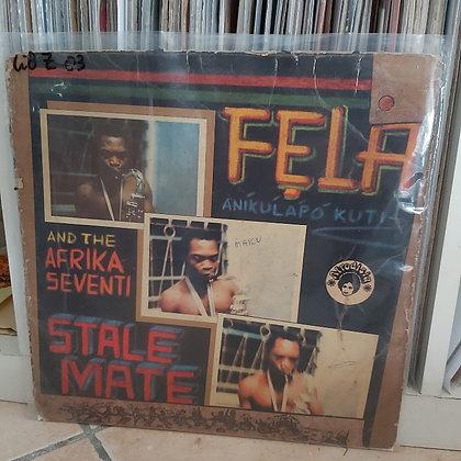 Fela Kuti  – Stalemate [Afrodisia]
