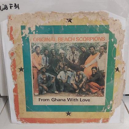 Original Beach Scorpions – From Ghana With Love  [Clover]