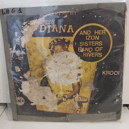 Princess Diana & Her Izon Sisters Band Of Rivers [Kroseide]