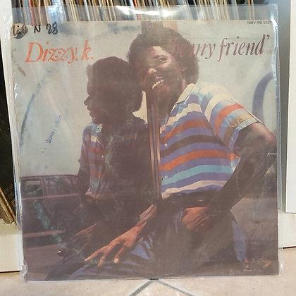 Dizzy K. – Be My Friend [HMV]