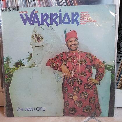Doctor Sir Warrior And His Original Oriental Brothers [Afrodisia]