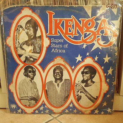 Ikenga Super Stars Of Africa [Afrodisia – DWAPS 2150]