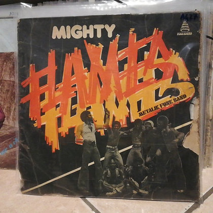 Mighty Flames – Metalik Funk Band [ Foss Sound – FOLPS 4]