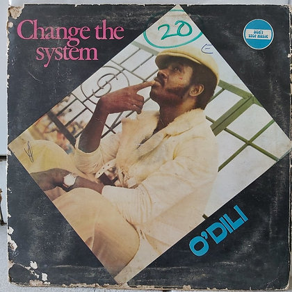 O'Dili – Change The System [ Don't Stop Music]