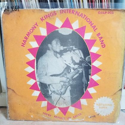 Harmony Kings International Band – Nze Sound Super [Ojikutu Records ]