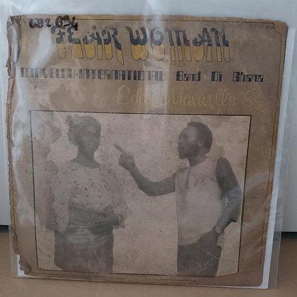 Odoyewu International Band Of Ghana– Fear Woman Eddy Maxwell's '84
