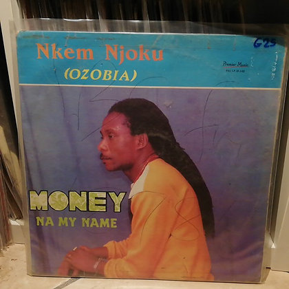 Nkem Njoku (Ozobia) – Money Na My Name [Palako Music]