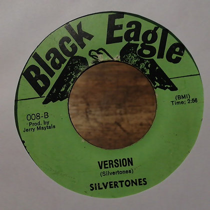 Silvertones – African Dub [Black Eagle – 008]