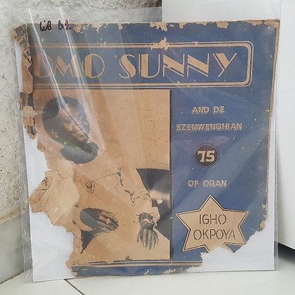Omo Sunny & De Ezemwenghian 75 of Ogan - Igho Okpoya [Sunny Rec]
