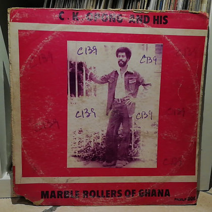 C.K. Opono& His Marble Rollers Of Ghana [Pam Pam Sound]
