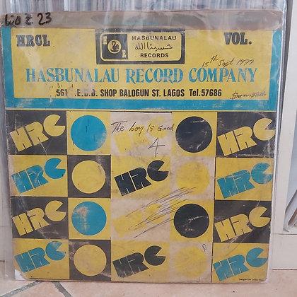 Orchestre Veve [Hasbunulau Record Company]