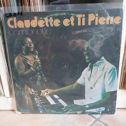 Claudette & Ti Pierre – Camionette [Macaya]