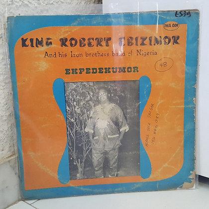 King Robert Ebizimor And His Izon Brothers Band Of Nigeria – Ekpedekum