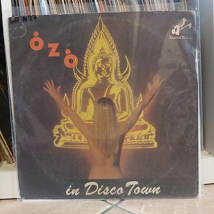 Ozo – In Disco Town [Skylark Records – SKLP 004]