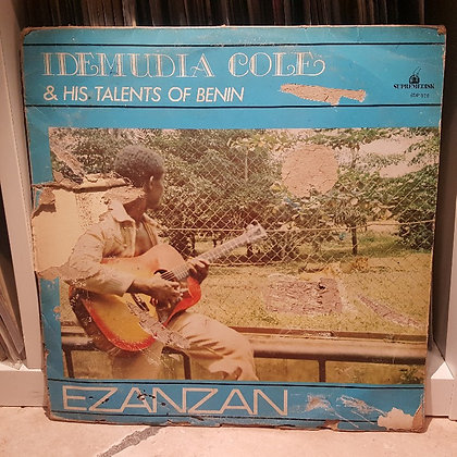 Idemudia Cole And His Talents Of Benin – Ezanzan [Supremedisk]