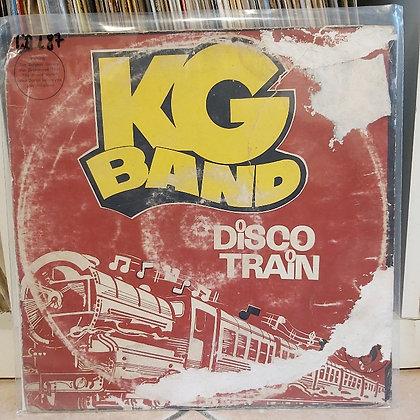 K.G. Band – Disco Train [Afrodisia]