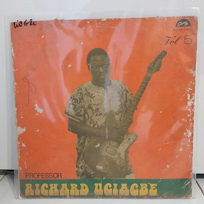 Professor Richard Ugiagbe And His Afro Ministers Band – Vol. 5