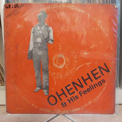 Ohenhen & His Feelings ‎– Highlife Bini [Akpolla]