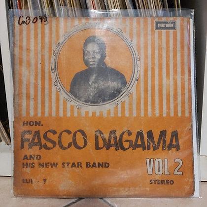 Fasco Dagama & New Star Band - Vol 2 [Everly Union]