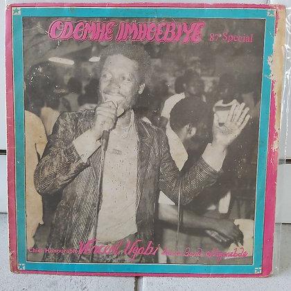 Chief Honourable Vincent Ugabi Dance Band Of Agenebode – Odomhe Imhoebiye 87