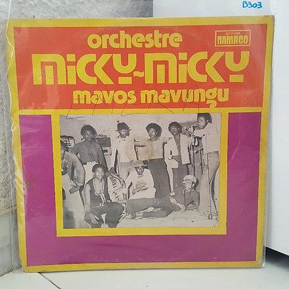 Orchestre Micky-Micky – Mavos Mavungu [Namaco]