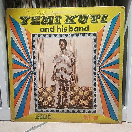 Yemi Kuti & His Band - Vol. One [BMC]