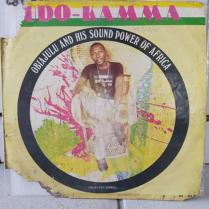 Obiajulu And His Sound Power Of Africa – Udo - Kamma [Ma-Rex]