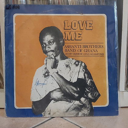 Ashanti Brothers Band Of Ghana - Love Me [Anisco Sounds]