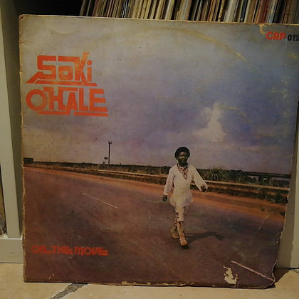 Soki Ohale – On The Move [CAP]