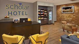 Scholar Hotel Opens in Morgantown