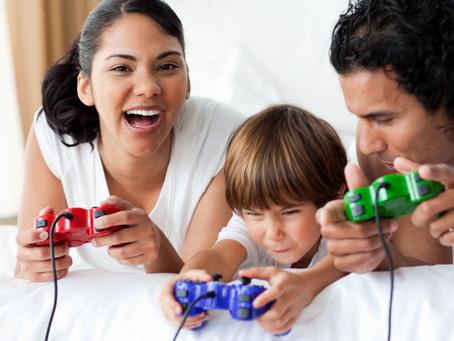 ¡Elijan los videojuegos juntos!*
