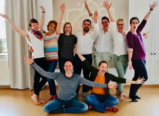YOM Yogaschule Münsterland Yogalehrerausbildung
