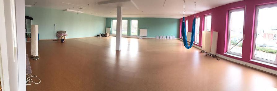 Yamida Yogaschule Lüdinghausen_Panorama