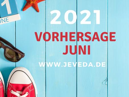 Vorhersage Juni 2021
