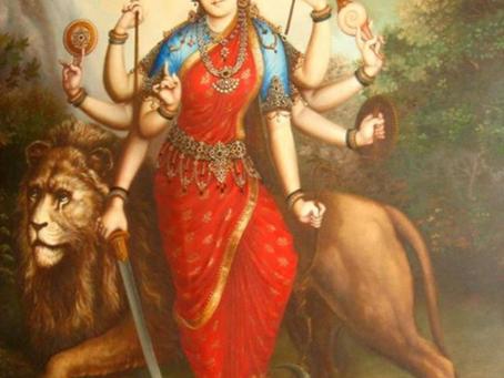Navaratri - 9 Nächte für die Göttin Durga