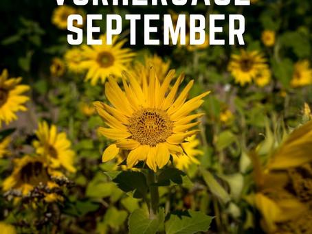 Vorhersage September