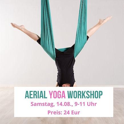 Yamida Yogaschule Lüdinghausen Aerial Yoga Workshop.jpg