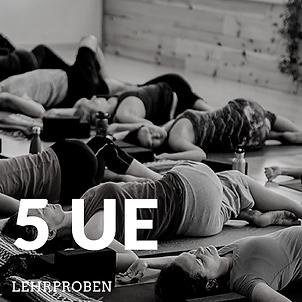 % Lehrproben YOM Yogalehrerausbildung
